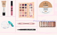 Logo Cosmo regala Essence : vinci gratis 20 kit di prodotti beauty