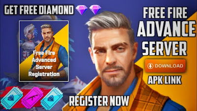Advance Server Free Fire (FF): How to Register + Download APK