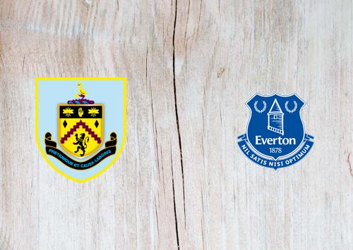 Burnley vs Everton -Highlights 5 October 2019
