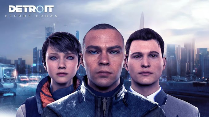 Download Detroit Become Human For PC Free Cracked Highly Compressed For In 2GB + Crack    Codex
