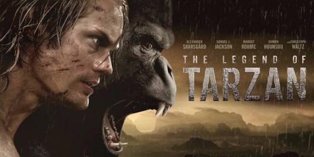 Huyền Thoại Tarzan - The Legend Of Tarzan (2016) Big