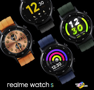 Realme Watch S price in India