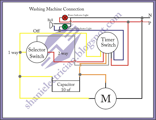 Washing machine timer wiring diagram wiring diagrams al fareed internet services t t singh washing machine connection washing machine connection diagram washing machine timer wiring diagram asfbconference2016 Image collections