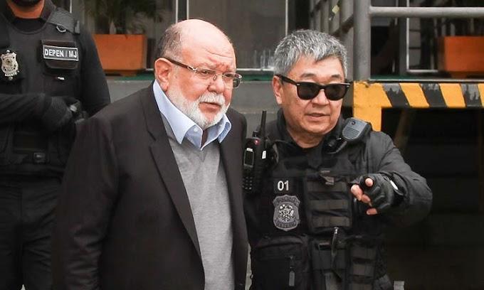 Leo Pinheiro afirma que OAS assumiu obra deficitária na Bolívia por exigência de Lula