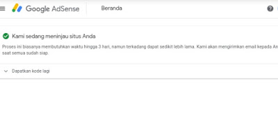 Bagaimana cara daftar google adsene
