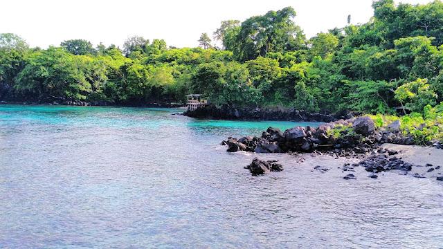 Pantai Jikomalamo Ternate