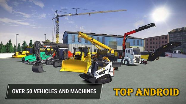 Construction Simulator 3 APK MOD Unlimited Money