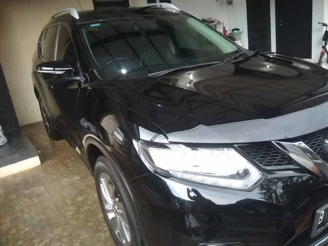 Detailing All New X- Trail