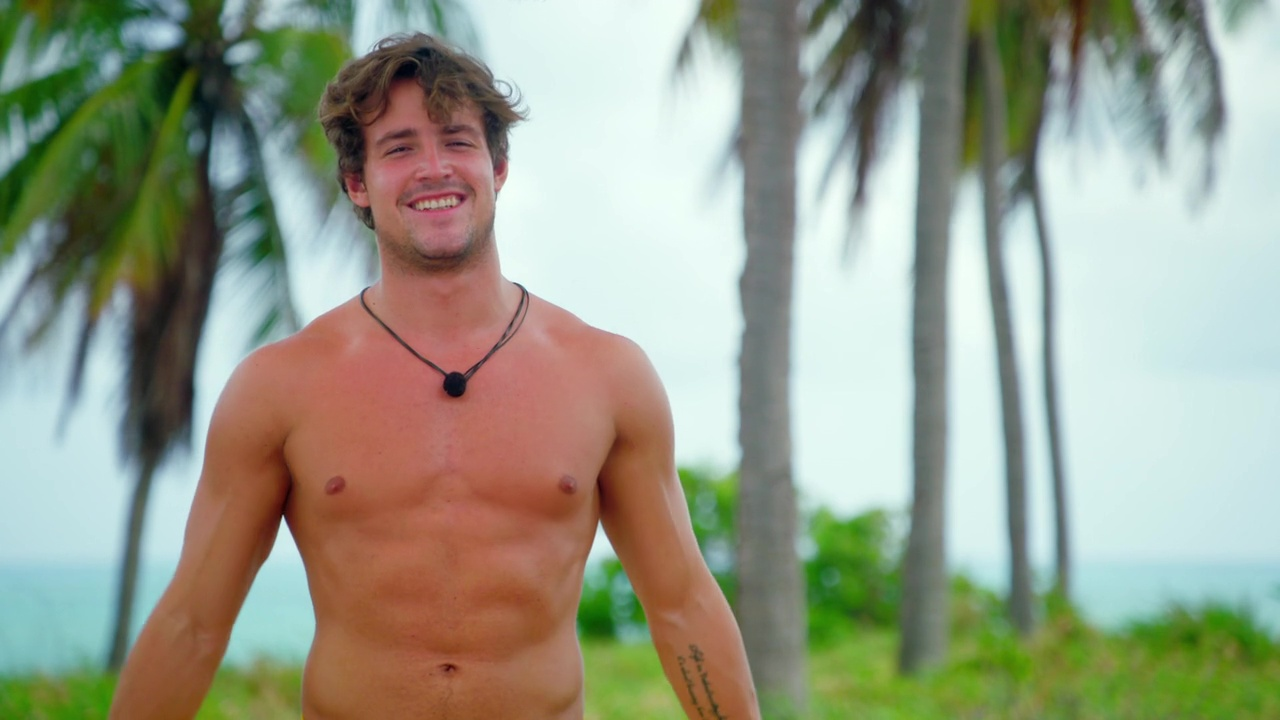 Shirtless Men On The Blog: Rodrigo Guirao Diaz Shirtless