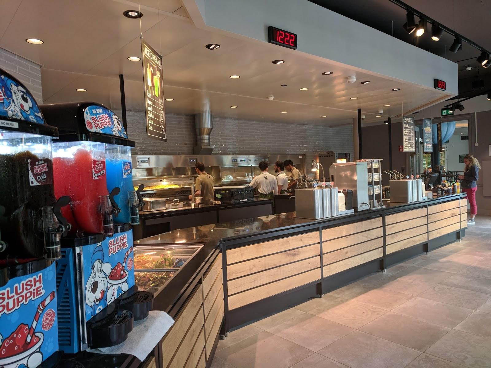 Duinrell Snack Bar