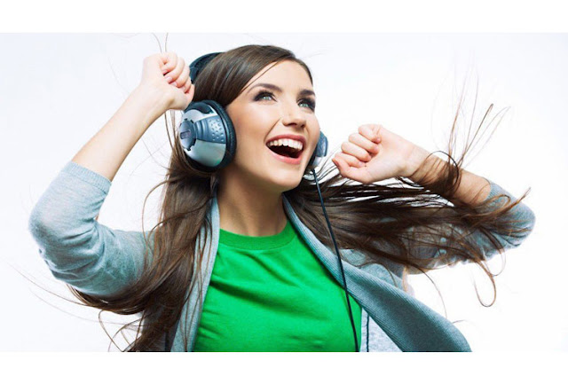 Escutar musica estimula o celebro - Calitta Blog