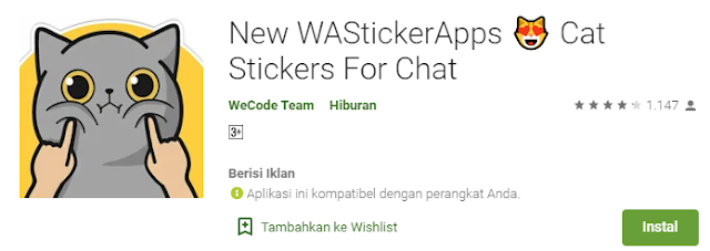 Kumpulan Stiker WhatsApp Lucu Terbaru 2020