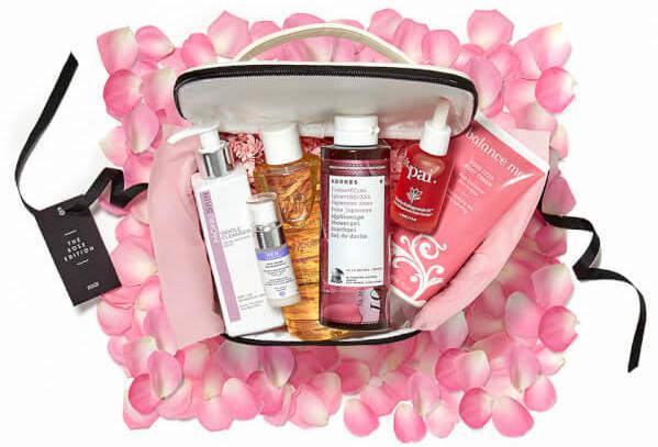 Beauty Expert Rose Edition Collection has 6 full-sized skincare items for £50.