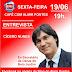 Cícero Nunes será o entrevistado do programa Café com Almir Pontes desta sexta-feira (19/06)