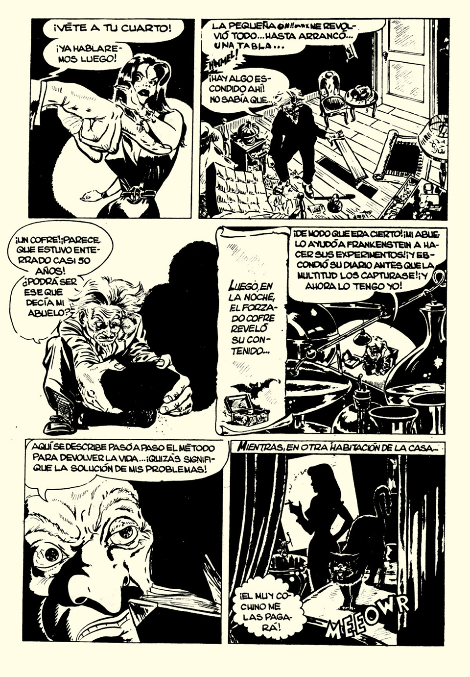 Pagina 3 art by CM Federici