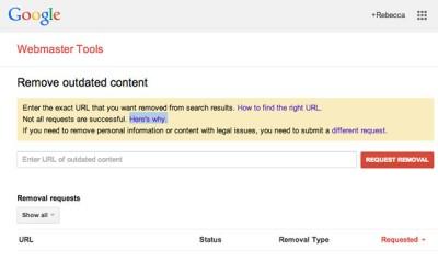 Ini Dia Cara Hapus Posting Memalukan di Google!