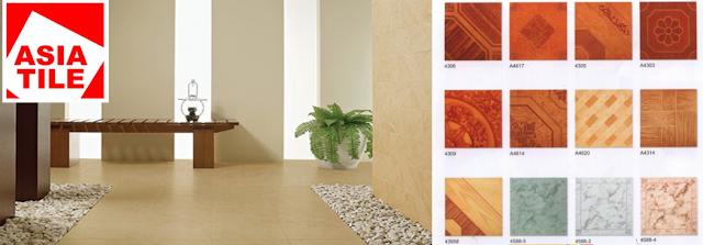 Pilihan Corak dan Varian Keramik Asia Tile