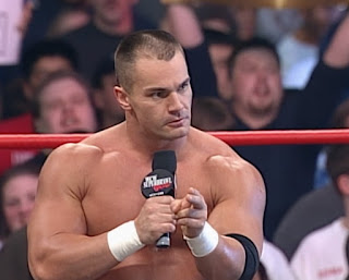 WCW Superbrawl Revenge 2001 - Lance Storm 'If I can be serious for a minute""
