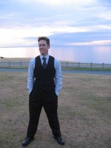 Interview with Adam Rakunas, author of Windswept