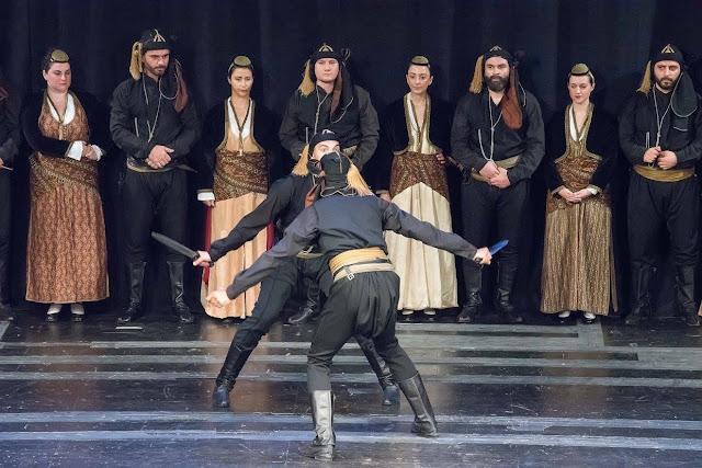 «Η Έξοδος των Ελλήνων του Πόντου» - Μια παράσταση για την Γενοκτονία στο Δημοτικό Θέατρο Πειραιά