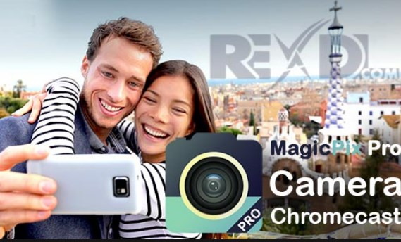 MagicPix Pro Camera Chromecast Free Download on Android App