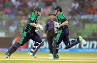 Ireland vs UAE 8th Match ICC World T20 2014 Highlights