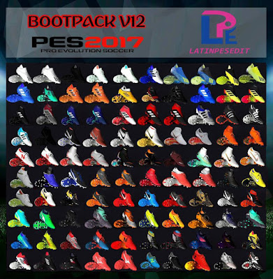 PES 2017 Bootpack v12 AIO by LPE09