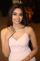 Aishwarya Devan in lovely Light Pink Sleeveless Gown 006.JPG