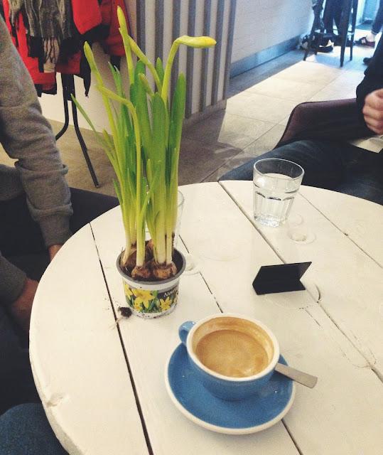 Sweet Beans Coffee je kaviareň na Obchodnej.