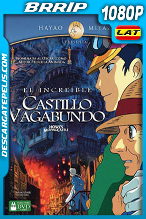 El increíble castillo vagabundo (2004) 1080p BRrip Latino – Japones