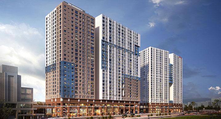 세운재정비촉진지구, '힐스테이트 세운 센트럴' 모델하우스 오픈