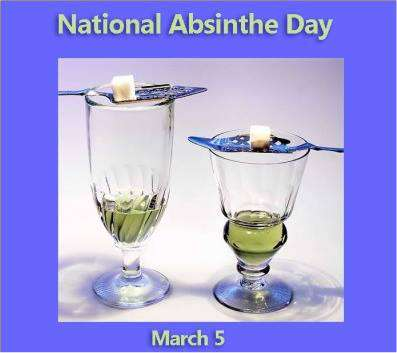 National Absinthe Day Wishes pics free download