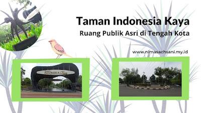 estetiknya taman indonesia kaya