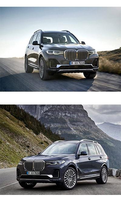 BMW X7 2021. Màu đen. Mới 98%