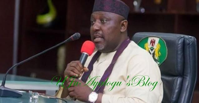 Adopt Hire And Fire Approach, Okorocha Tells Buhari