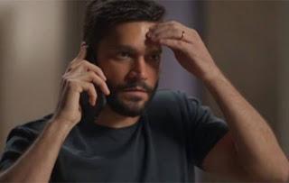 Diogo em cena da novela das 19h da Globo, Bom Sucesso (Foto: Reprodução)