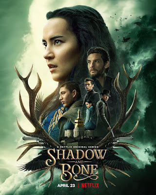 poster for Shadow and Bone Netflix series