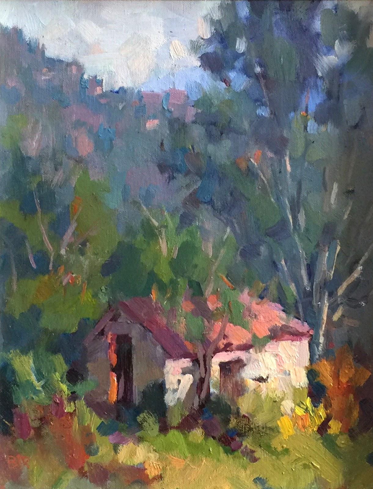 Tuscany Painting Workshops