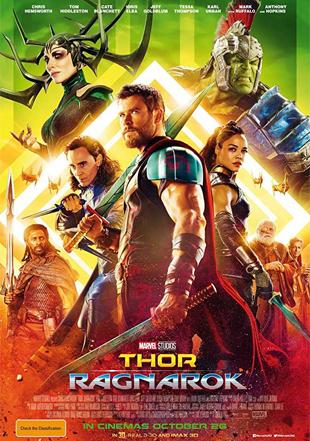 Thor Ragnarok 2017 BRRip 1080p Dual Audio In Hindi English