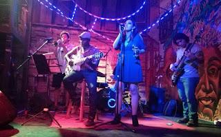 Noche de jazz con la banda Jazz 45 en la Alianza Francesa de Guayaquil - Ecuador / stereojazz