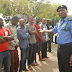 Police Displays 6 suspects arrested in connection with Dino Melaye's assassination attempt [photos]