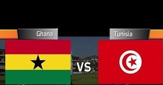 مشاهدة اهداف مباراة تونس وغانا بتاريخ 08-07-2019 كأس الأمم الأفريقية