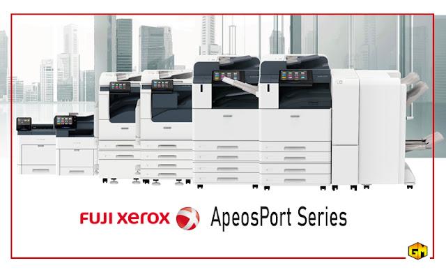 Fuji Xerox ApeosPort Series Gizmo Manila
