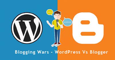Google Blogger নাকি WordPress, কোনটি ব্যবহার করবেন?