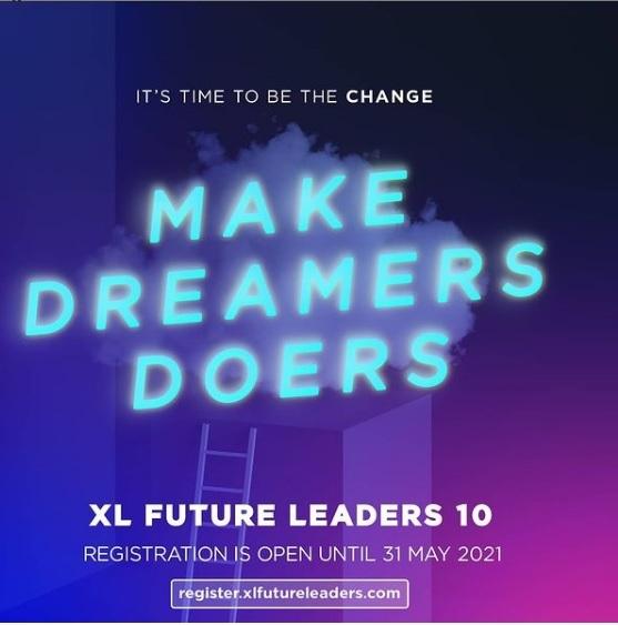 XL Future Leaders Batch 10 Pelatihan untuk Mahasiswa S1 & D4 di Indonesia