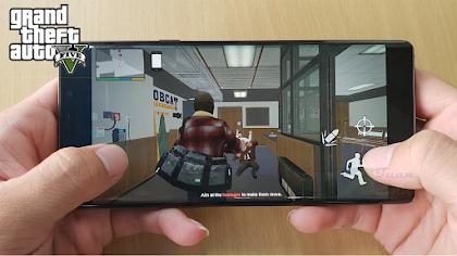 Cách cài và chơi thử GTA 5 trên điện thoại Android