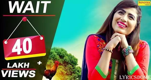 Wait Lyrics - AK Jatti