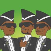 Dancing Pallbearers: Coffin dance meme game