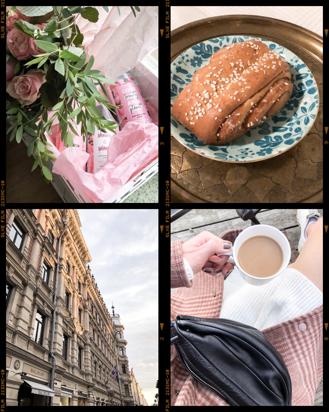 Syksyisiä kuvia, Helsinki // Autumn snapshots, Helsinki
