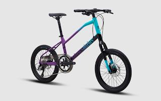 harga sepeda Minivelo ZETA 2